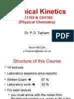 Lecture 1n n