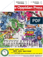 The Oppidan Press - Edition 2 - 2016