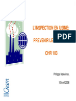 Prevention Inspecteurs