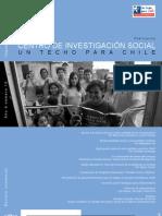 Revista Centro de Estudios Sociales Techo Para Chile 10