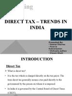 Final Direct Tax