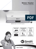 AOSmith Hse Hns - User Guide