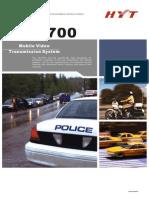 COFDM Mobile Video Transmission System