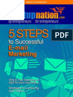 Steps to Success Full Email Marketing