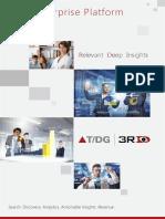 3RDi - Enterprise Search Platform