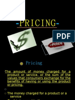 My Pricing- Ppt