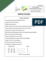 Biologija 2006