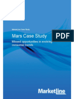 Mars Case Study