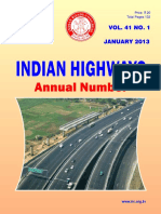 Indian Highways Vol.41 1 Jan 13