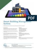 GCU Smart Building Management System