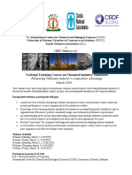 National Training Course on Chemical Industry Standards_Flyer(1)