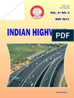 Indian Highways Vol.41 5 May 13