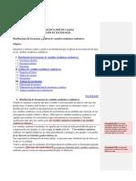 Distribuciones de Frecuencias y Gráficos de Variables Estadísticas Cualitativas