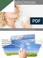 Perimenopausia La Menopausia PDF