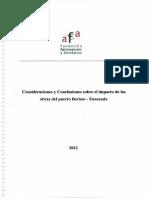 Informe Tecnico Rio Santiago