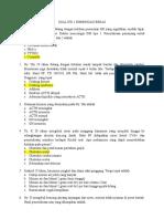 Soal latihan UKDI Ipd 1