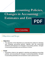 238275620 Accounting Policies Changes in Accounting Estimates and Errors IAS 8