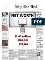 The Daily Tar Heel for April 26, 2010