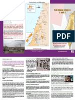 FAQs on Palestinian Refugees