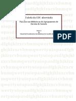 TABELA DA CDU ABREVIADA.pdf