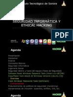 Seguridad Informatica y EthicalHacking