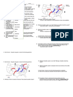 study guide half sheet - key