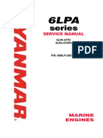 Yanmar Marine Engine 6LPA-STP2, 6LPA-STZP2 Service Repair Workshop Manual DOWNLOAD