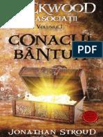 Jonathan Stroud - Conacul Bantuit