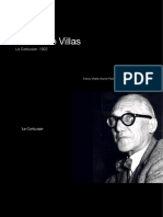 Corbusier - brochure Immeuble Villas
