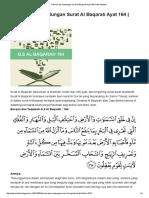 Hikmah Dan Kandungan Surat Al Baqarah Ayat 164 _ Note-Student _ Share Science