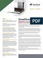 Ruckus Ds Zonedirector 1200