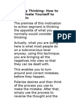 Polarity Thinking
