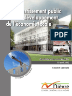 L'investissement Public