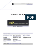 Manual Tutorial SQL