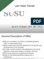 Slide_ Pengetahuan Hasil Ternak (Susu)