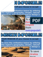mission impossible cards