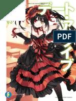 Date a Live - Volume 03 - Killer Kurumi