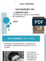 Seminari Guy Debord