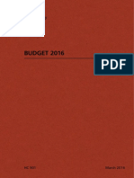 Budget 2016 full document