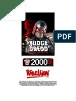 Judge Dredd VS Death Player manual