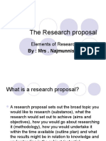 theresearchproposal-100303013047-phpapp02