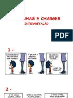 Tirinhas e Charge - Interpretação