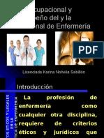 Implicaciones Legales en El Ejercicio de Enfermería y Etica 1