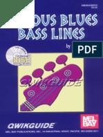 Famous Blues Bass Lines
