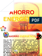 Taller Ahorro Energético MPPE