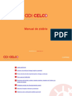 Manual Celco
