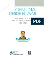 2014 - Manual Argentina Desde El Mar