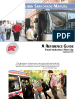 Transit Design Standards Manual