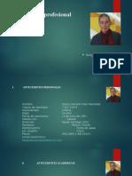 Dossier Profesional
