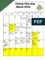 march 2016 newsletter spfae